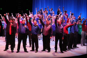 Voices of Hope and the Mass General Cancer Center: the charity concert against cancer