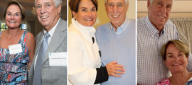 Andrew L. Warshaw, MD, and his wife, Brenda Warshaw, RN, have been committed to Mass General for more than 40 years.