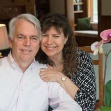 Stephen Winthrop and M. Jane Williamson make a formidable husband-and-wife team in the fight against amyotrophic lateral sclerosis (ALS).