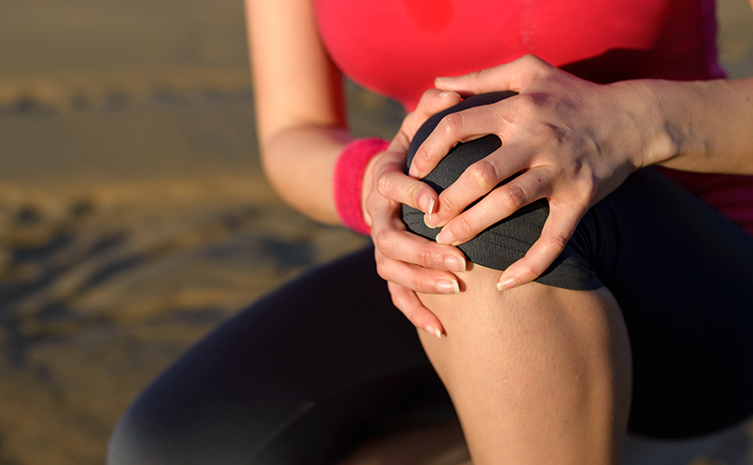 Imbalances in the muscles that support the knee can contribute to ACL tears and related injuries among female athletes.