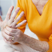 Hand osteoarthritis can cause discomfort and interfere with daily activities.