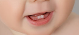New research suggests that baby teeth may record instances of early life adversity, a known risk factor for future psychiatric disorders.