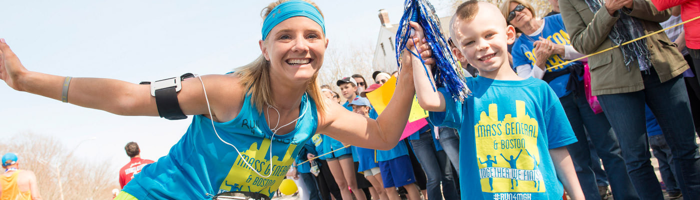Boston Marathon Charity | Mass General