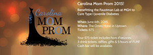 Carolina Mom Prom for Diabetes @ Omni Hotel in Uptown | Charlotte | North Carolina | United States