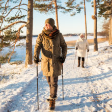 Many patients with arthritis say their joints ache more during the winter.