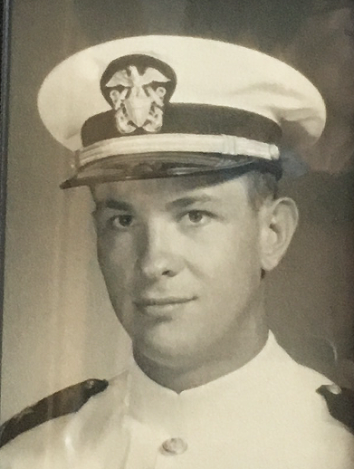 An officer in the U.S. Navy, Harry Cross served in Sasebo, Japan, until his discharge in 1963.