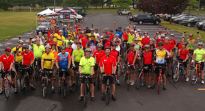 Granite State Quest: Bike race for Pediatric Oncology
