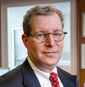 Chief of Pathology David Louis, MD, a world leader in the genetic analysis of tumors.