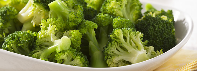 Eating certain vegetables, such as broccoli, can help you detox naturally.