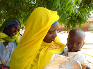 During deployments to help provide care in places like Sudan, global health nurse from Mass General, Grace Deveney, has been struck by the resiliency of the people she has met.