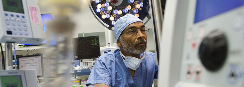 Emery N. Brown, MD, PhD, and a team of researchers, aims to improve anesthesia by focusing on the brain.