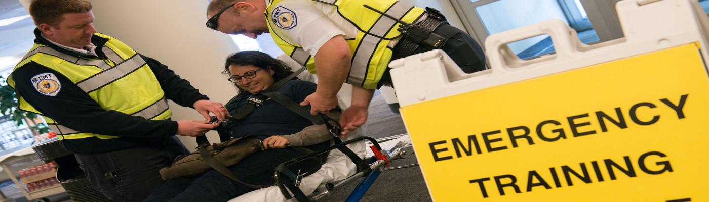 Boston Marathon | Emergency Response Team at MassGeneral | Training