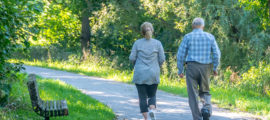 A Mass General researcher says people who maintain even modest levels of physical activity can reduce their rike of developing Alzheimer's disease and other forms of dementia.