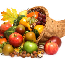 Autumn vegetables and fruit are delicious and come with a number of health benefits.