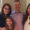 The Beecher family: from the left, mom Karin; Grace,;dad Tom and Caroline, Grace's older sister.