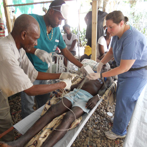 Global Health at Mass General: Disaster Relief in Haiti