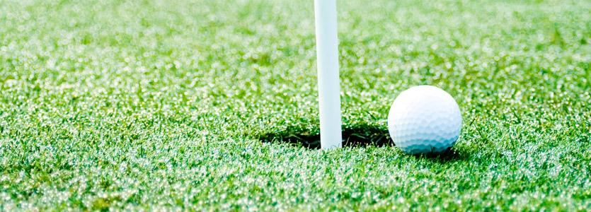 Golf Pin - Mass General