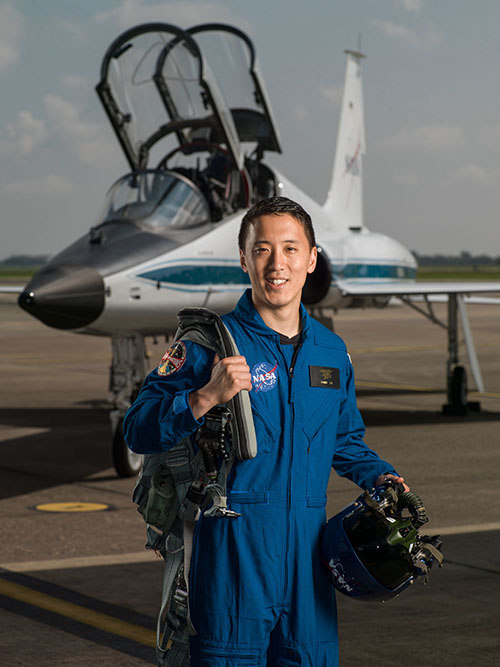 NASA astronaut Jonny Kim, MD, a resident emergency medicine physician at Mass General, will take part in HubWeek 2019.