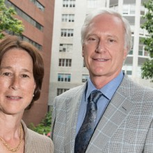 Judith Edersheim, JD, MD, and Bruce H. Price, MD, directors of the MGH Center for Law, Brain and Behavior