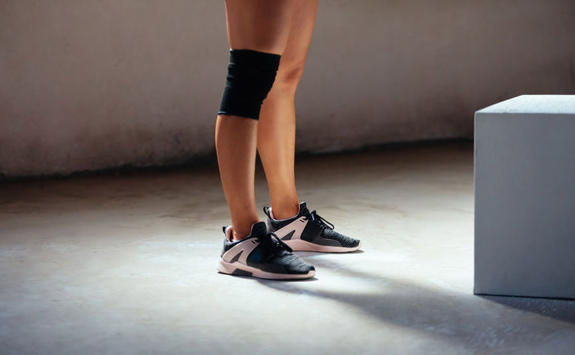 Specific exercises, when done regularly, can help keep knees strong.