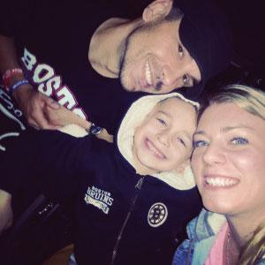 Marc Fucarile, Gavin and Jen Regan on the Boston Marathon Bombing