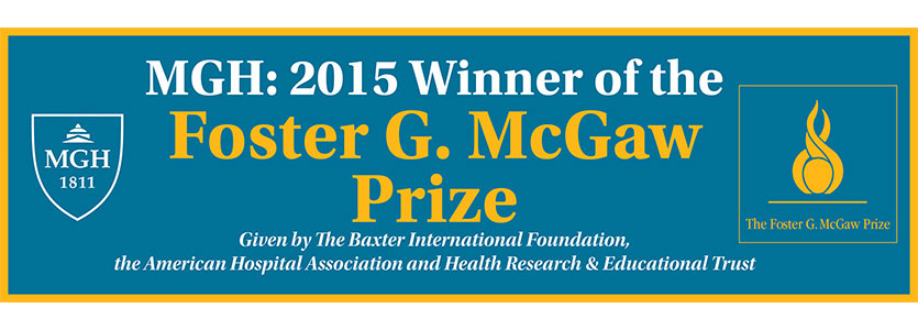 MGH Honored for Excellence in Community Health