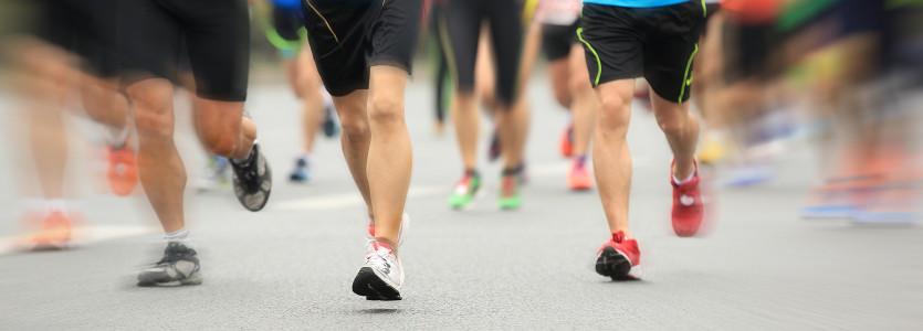 Marathon Feet