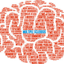 Multiple sclerosis is a disease of the central nervous system.