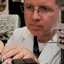 Gary Tearney, MD, PhD, is one of the talented MGH Research Scholars.