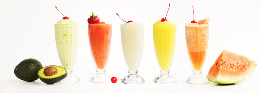 Smoothies are a healthy option for cancer patients who need to consume calories to maintain their weight during treatment.