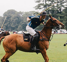 For the second consecutive year, community fundraisers will host a polo match benefiting the MGH Vaccine and Immunotherapy Center. (Photos courtesy of Sam Shorr)