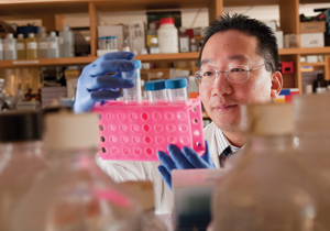 Satoshi Kashiwagi, MD, PhD, a Vaccine and Immunotherapy researcher.