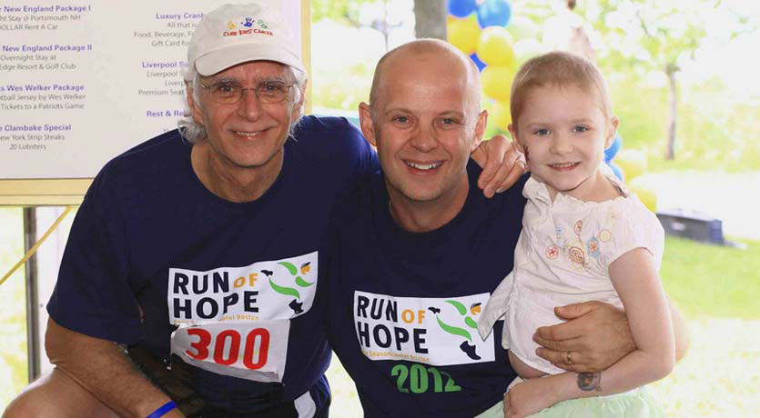Help Mass General and The Four Seasons Fight Kids' Cancer