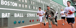 Run to Home Base @ Fenway Park | Boston | Massachusetts | United States