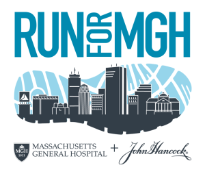 Boston Marathon Run for MGH - Mass General Marathon Team