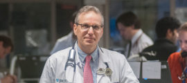 Lee Schwamm, MD, executive vice chairman of the Department of Neurology and director of Stroke Services