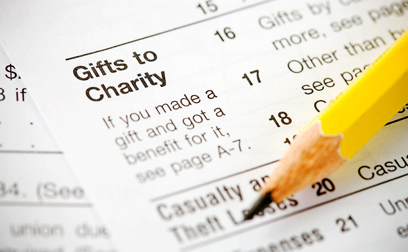 Learn how you can give to charity and enjoy tax benefits as a result of the recent federal economic stimulus legislation.