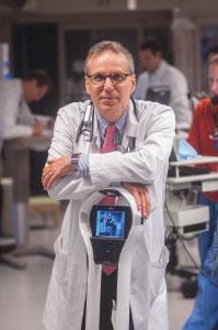 Mass General Magazine 2013-07-18: Dr. Lee Schwamm-TeleHealth