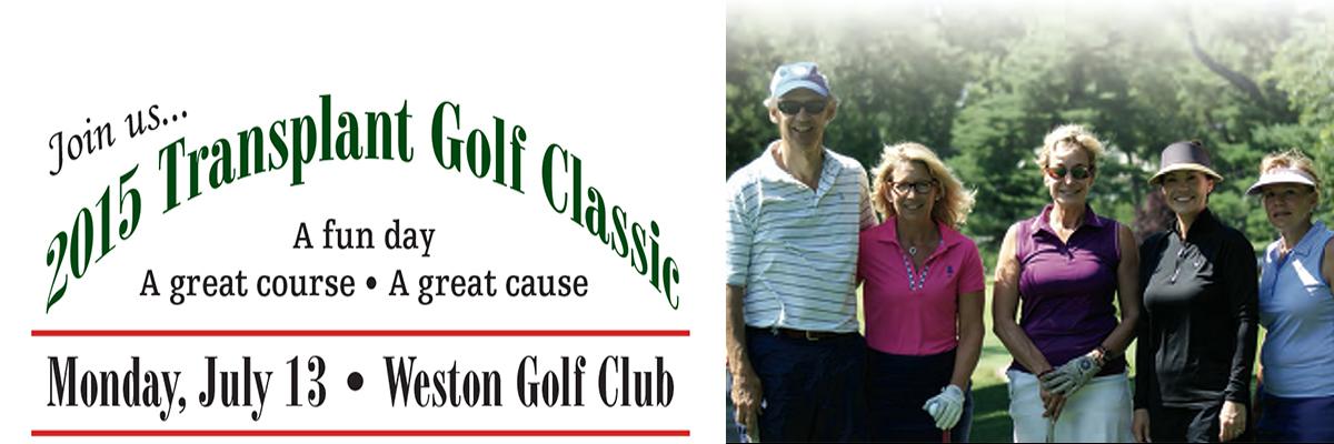 2015 Transplant Golf Classic