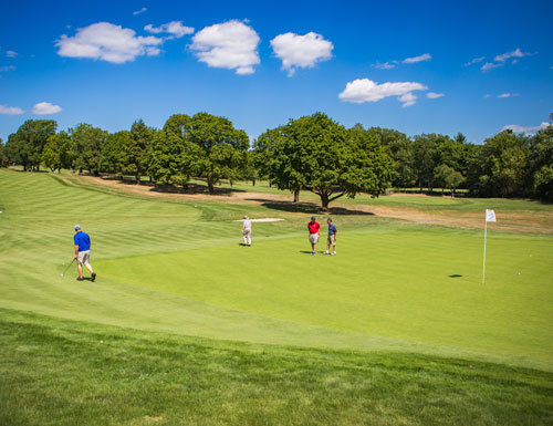 The Transplant Golf Classic has raised more than $1 million to support transplant research at Mass General.