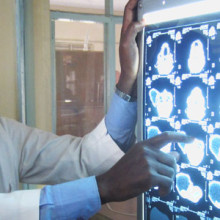 David Kitya, MD medical imaging