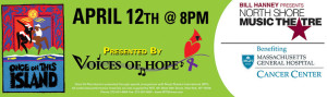 Voices of Hope Spring Charity Performance @ North Shore Music Theater | Beverly | Massachusetts | United States
