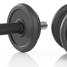 For the best fitness results, women should lift weights that challenge them.