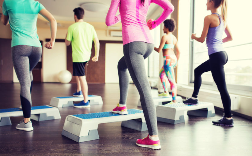 Indoor activities like fitness classes and teams can help you keep up with your winter workouts.