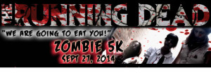 Running Dead Zombie 5K @ Salem | Massachusetts | United States